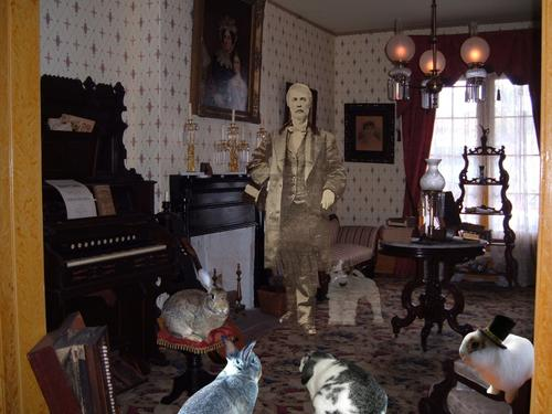 Photo Album Quot Our First Ghost Hunt The Whaley House Quot On